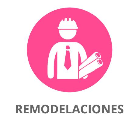 Remodelación y diseño de interiores
