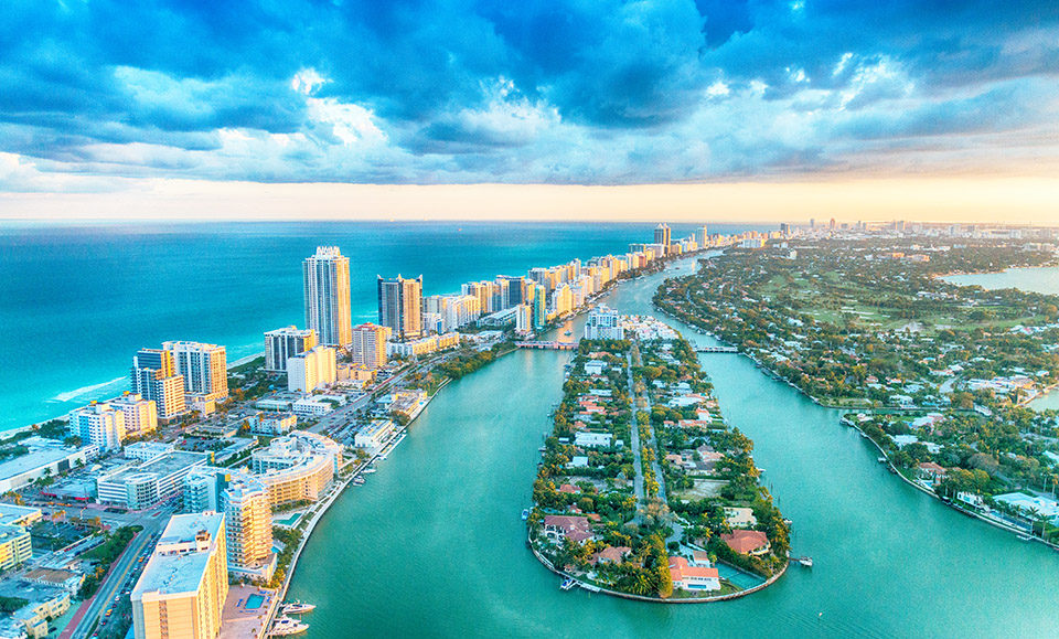 que lugares visitar en Miami