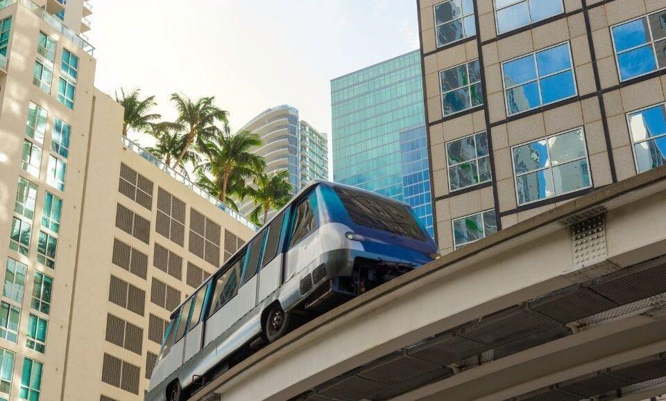 Metrorail, Metrobus y Metromover